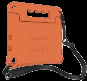 Comunicatore Dinamico Tablet Autismo CAA DPad Dialog Ausili